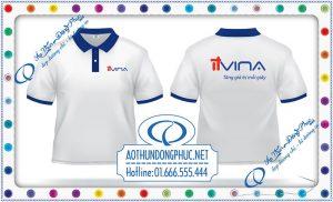 Mẫu áo phông đồng phục ITVina