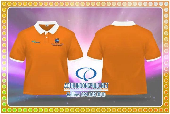 Đồng phục áo phông công ty Sysmex