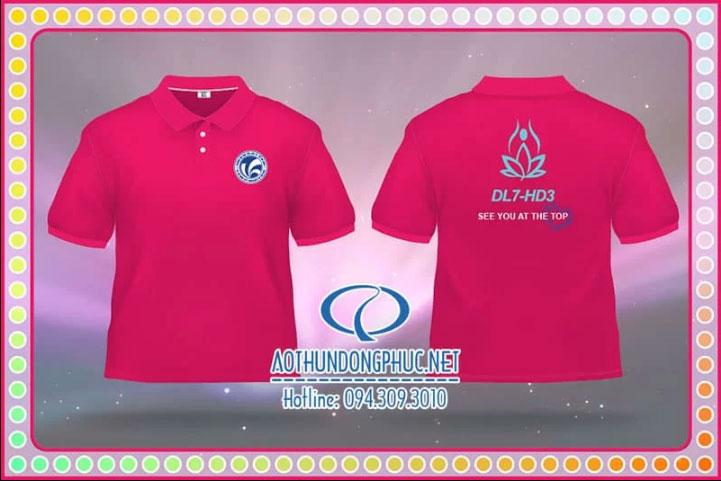 Áo phông đồng phục Sinh Viên Đại Học Văn Hóa