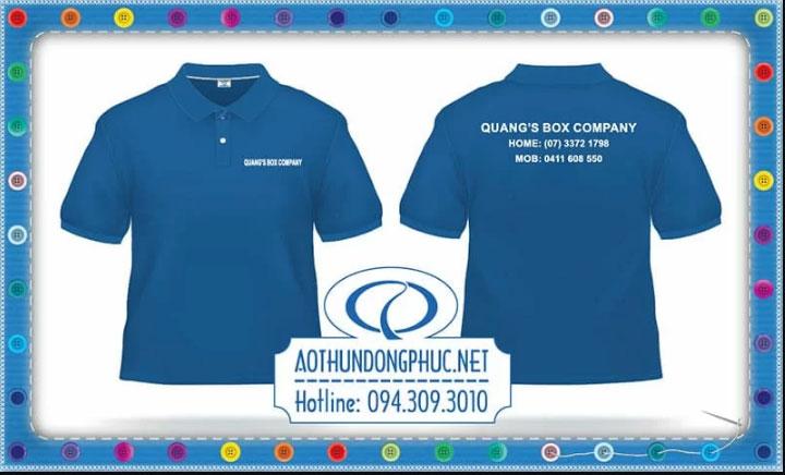 Áo phông quà tặng công ty Mai Thư