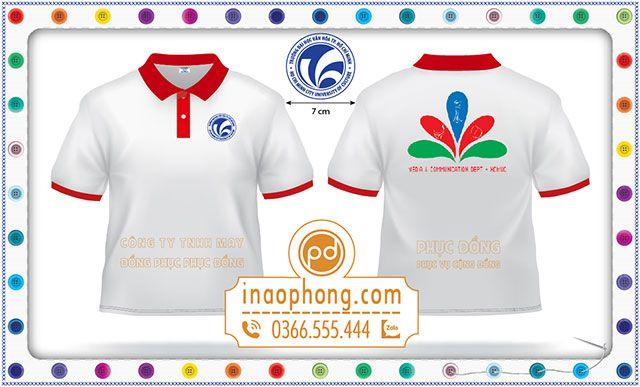 Mẫu đồng phục học sinh sinh viên trường ĐH Văn Hóa Tp.HCM