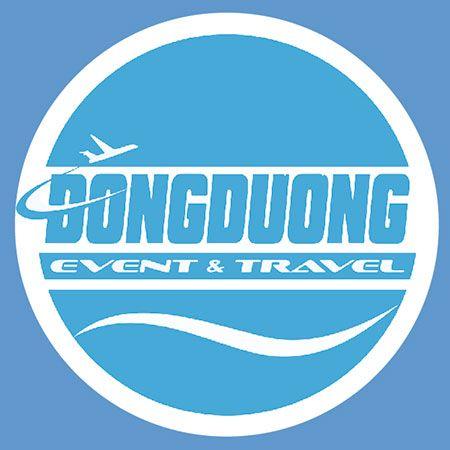 Logo in đồng phục nhân viên Đông Dương Event & Travel