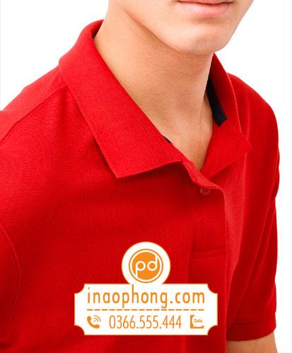 Đồng phục chuỗi cửa hàng trà sữa Gong Cha 02
