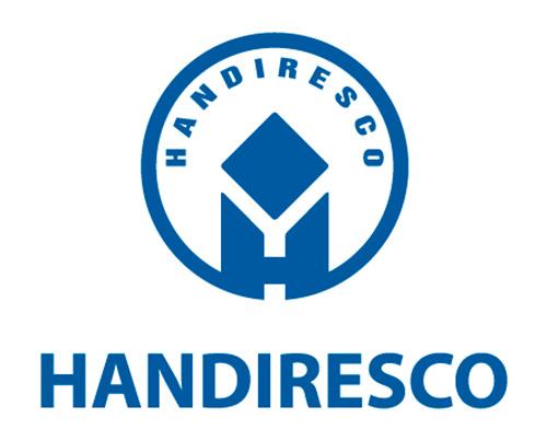 Logo in áo đồng phục Handiresco 1
