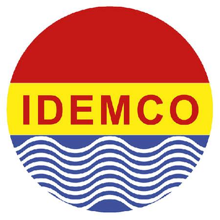 Logo in áo thun đồng phục công ty IDEMCO 01