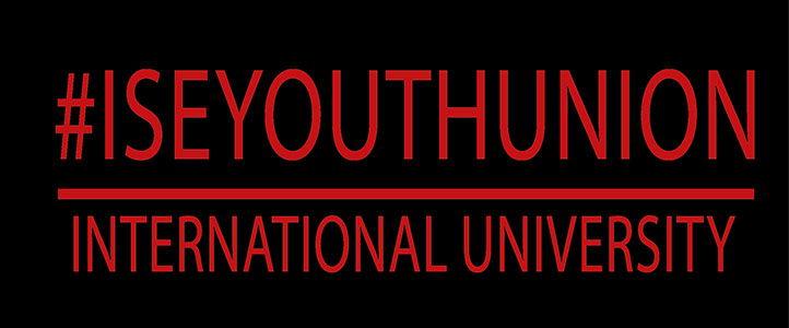 Logo in lên áo đồng phục nhóm sinh viên ĐH Quốc Tế 01