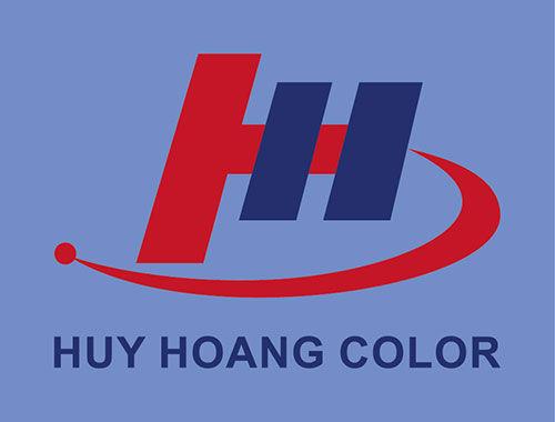 Mẫu ảnh chụp áo đồng phục nữ nv Cty Huy Hoàng Color 01