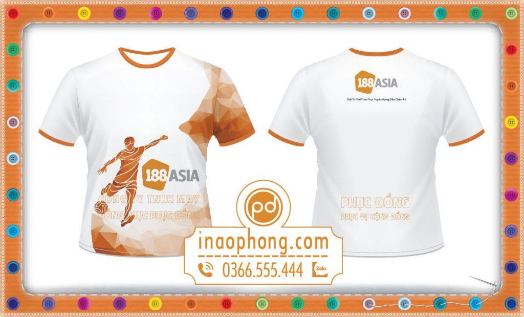 Áo đồng phục bóng đá clb 188 Asia