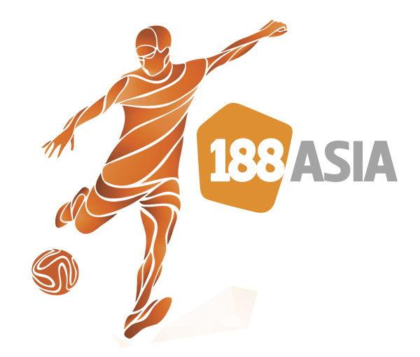 Logo in lên đồng phục bóng đá công ty 188 Asia