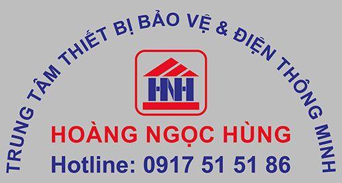 Logo in lên áo phông đồng phục nhân viên Hoàng Ngọc Hùng