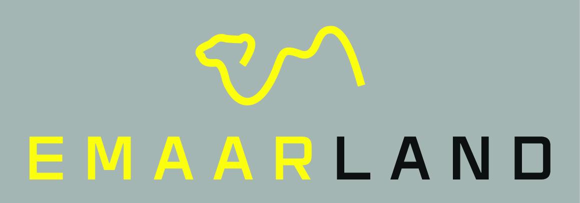 Logo thêu trên áo thun nhân viên Công ty BĐS Emaar Land